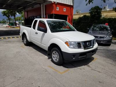 Used NISSAN FRONTIER 2018 MIAMI S