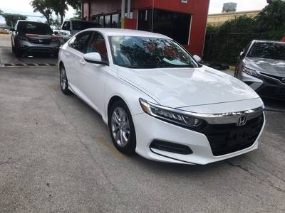 Used Honda Accord-Sedan 2018 MIAMI LX 1.5T