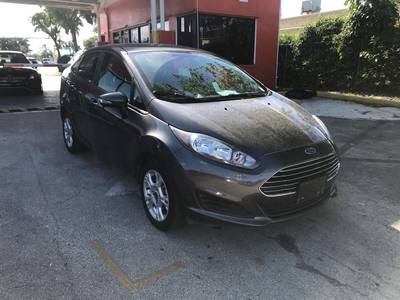 Used Ford Fiesta 2016 HOLLYWOOD SE