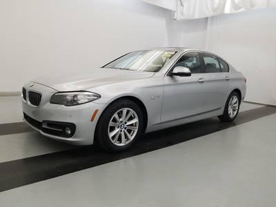 Used BMW 5-SERIES 2015 MIAMI 528I XDRIVE