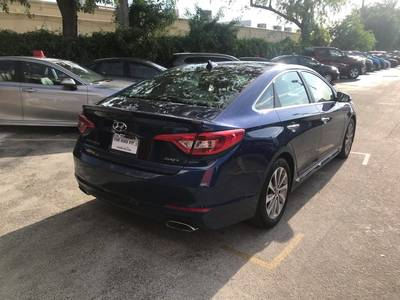 Used Hyundai Sonata 2016 HOLLYWOOD 2.4L SPORT