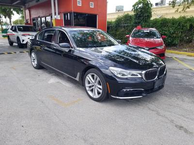 Used BMW 7-SERIES 2016 MIAMI 750I XDRIVE