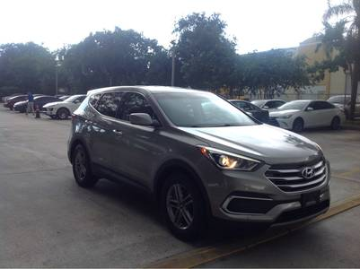 Used Hyundai Santa-Fe-Sport 2018 MARGATE 2.4L