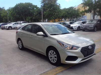 Used Hyundai Accent 2018 MARGATE SE