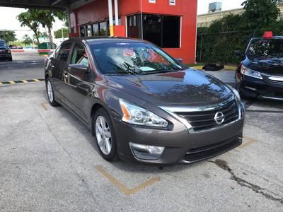 Used Nissan Altima 2013 MIAMI 2.5 SV