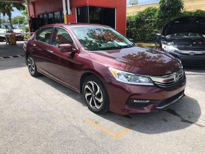 Used Honda Accord-Sedan 2016 MIAMI EX-L