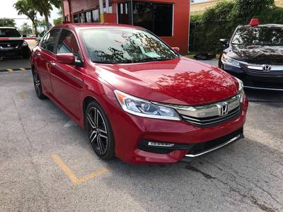 Used Honda Accord-Sedan 2017 MIAMI SPORT