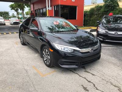 Used HONDA CIVIC 2017 MIAMI EX