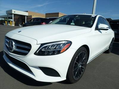 Used MERCEDES-BENZ C-CLASS 2019 HOLLYWOOD C 300
