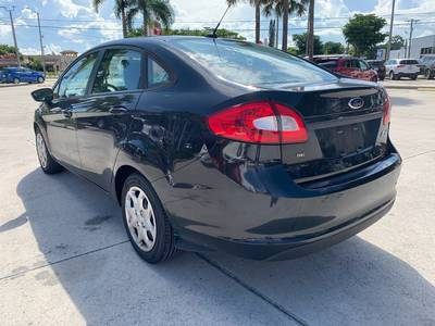 Used Ford Fiesta 2012 WEST PALM SE
