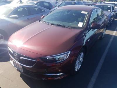 Used BUICK REGAL 2018 WEST PALM PREFERRED