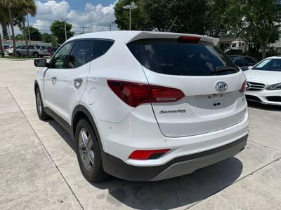 Used Hyundai Santa-Fe-Sport 2018 WEST PALM 2.4L