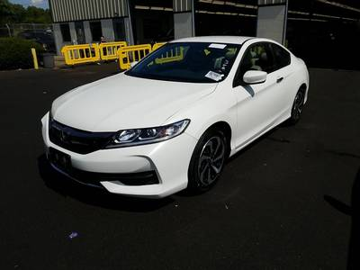 Used HONDA ACCORD-COUPE 2016 WEST PALM LX-S