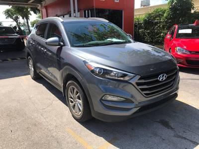Used Hyundai Tucson 2016 MIAMI SE