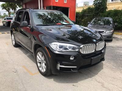 Used BMW X5-eDrive 2016 MIAMI XDRIVE40E