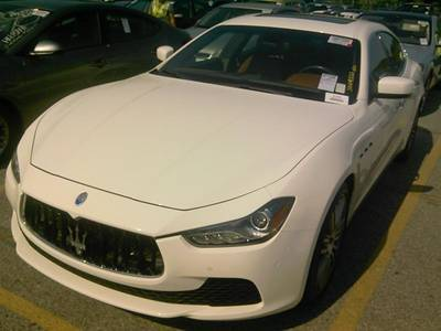 Used MASERATI GHIBLI 2016 HOLLYWOOD S Q4