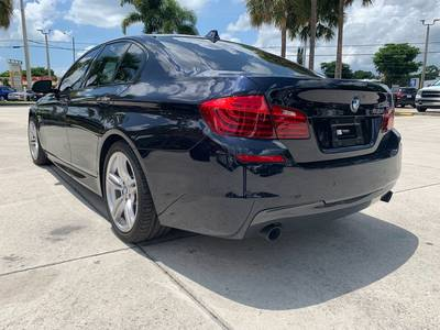 Used BMW 5-Series 2014 WEST PALM 535I