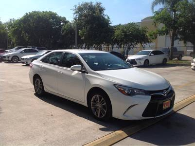 Used TOYOTA Camry 2016 MARGATE