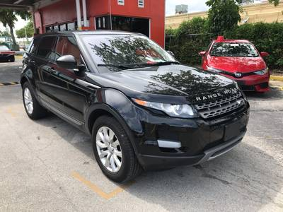 Used LAND-ROVER RANGE-ROVER-EVOQUE 2015 MIAMI PURE