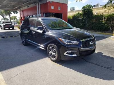 Used INFINITI QX60 2018 MIAMI