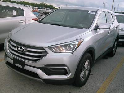 Used HYUNDAI SANTA-FE-SPORT 2018 WEST-PALM 2.4L