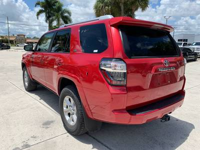 Used TOYOTA 4Runner 2017 WEST PALM SR5