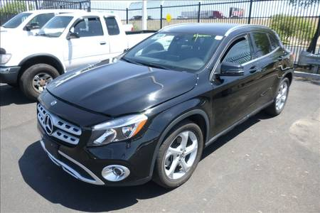 Used MERCEDES-B GLA250W 2019 MIAMI GLA