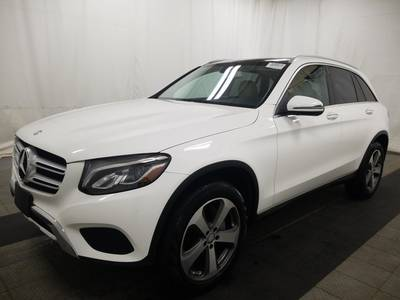 Used MERCEDES-B GLC300W4 2017 WEST-PALM GLC
