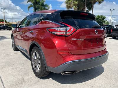 Used Nissan Murano 2016 WEST PALM S