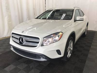 Used MERCEDES-BENZ GLA-CLASS 2017 WEST PALM GLA 250