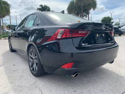 Used Lexus IS-350 2015 WEST PALM 350 F SPORT