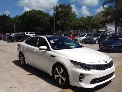 Used Kia Optima 2016 MARGATE SX TURBO