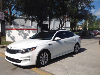Used Kia Optima 2016 MARGATE EX