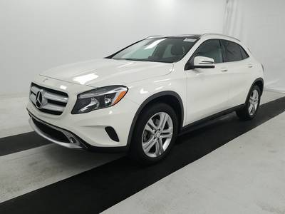 Used MERCEDES-BENZ GLA-CLASS 2017 WEST-PALM GLA 250