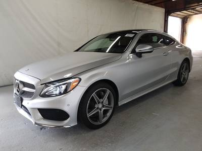 Used MERCEDES-BENZ C-CLASS 2017 WEST-PALM C 300 4MATIC