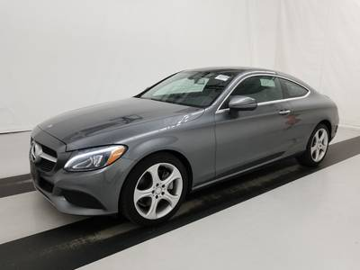 Used MERCEDES-BENZ C-CLASS 2017 WEST-PALM C 300