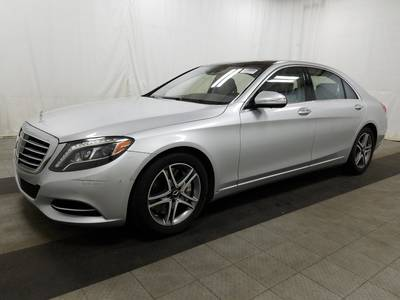 Used MERCEDES-BENZ S-CLASS 2016 MARGATE S 550