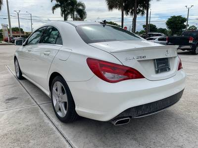 Used Mercedes-Benz CLA 2016 WEST PALM CLA 250