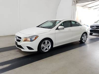 Used MERCEDES-BENZ CLA-CLASS 2016 WEST PALM CLA 250