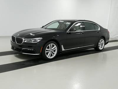 Used BMW 7-SERIES 2016 MARGATE 750I XDRIVE