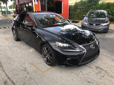 Used Lexus GS-200t 2016 MIAMI 200T