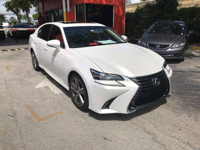 Used Lexus GS-200t 2016 HOLLYWOOD 200T