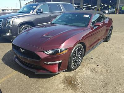 Used FORD MUSTANG 2018 MIAMI ECOBOOST