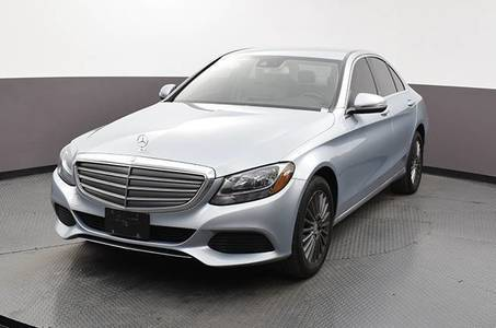 Used Mercedes-Benz C-Class 2016 HOLLYWOOD C 300