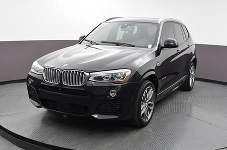 Used BMW X3 2017 MIAMI XDRIVE35I