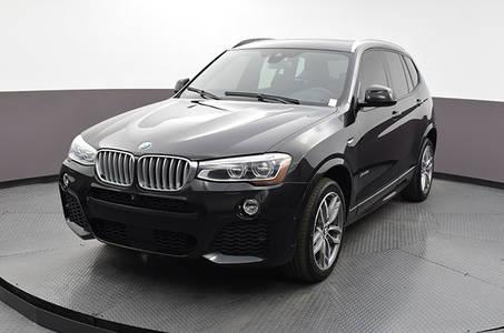 Used BMW X3 2017 MIAMI XDRIVE35I