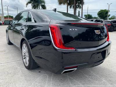 Used Cadillac XTS 2019 WEST PALM LUXURY