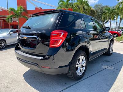 Used Chevrolet Equinox 2017 WEST PALM LS