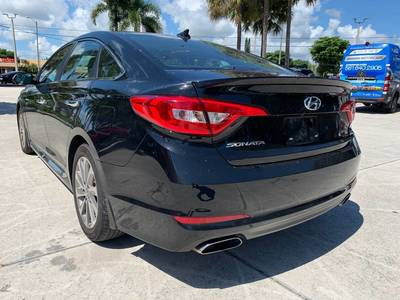 Used Hyundai Sonata 2017 WEST PALM SPORT