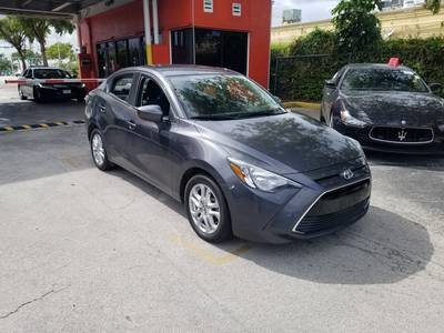 Used TOYOTA YARIS-IA 2018 HOLLYWOOD